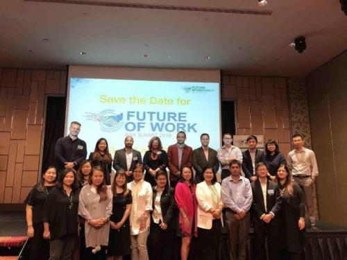 HR Analytics for Business Impact - Future Workforce Asia Summit - Singapore